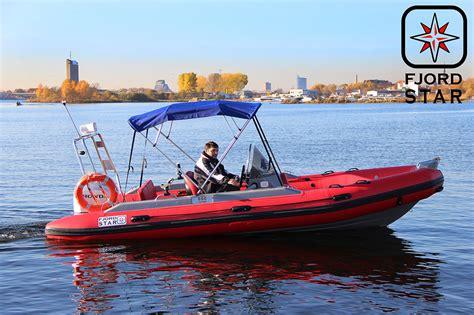 rib boat bimini fjordstar rib boats boats catalog covers and bimini