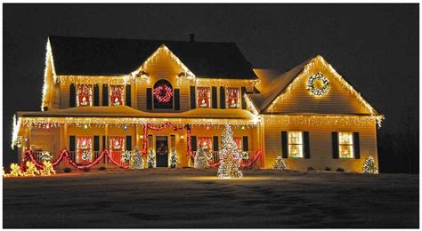 cool christmas light displays beautiful house
