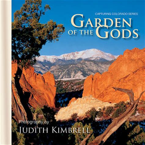 Garden Of The Gods Book New Landscape Photography Book About The Garden Of The
