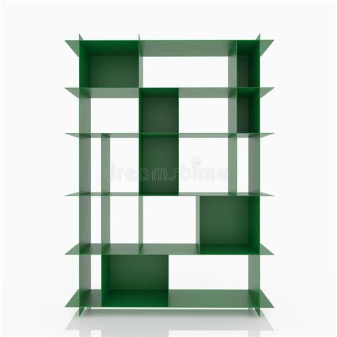 scaffali in alluminio scaffali di alluminio verdi di stock