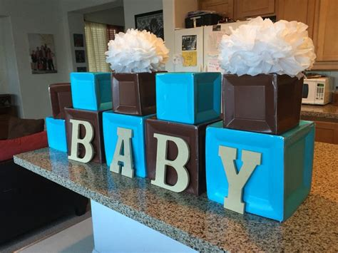 baby blocks centerpiece 14 best images about baby shower building block centerpiece on the block baby