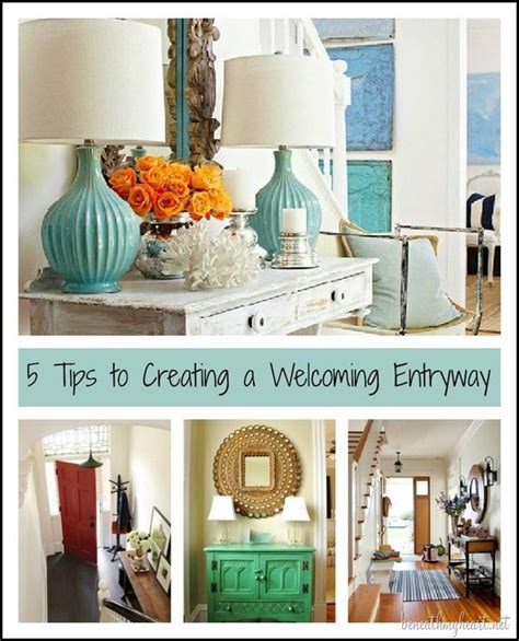 Foyer Einrichtung by 5 Tips To Creating A Welcoming Entryway Einrichtung