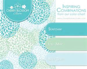 colour combination with blue seafoam mint baby blue a beautiful color combination of