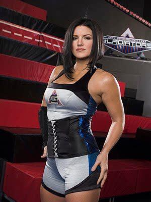 sports star gina carano fighter profile