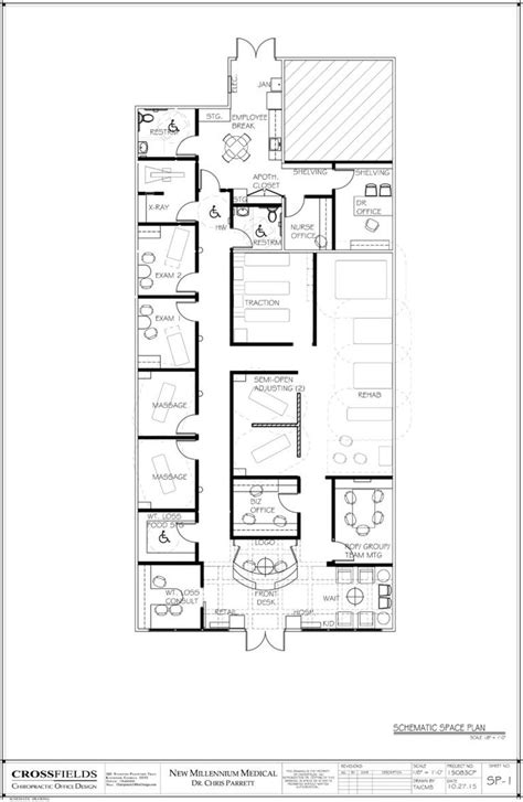 chiropractic office floor plans 95 best chiropractic floor plans images on pinterest