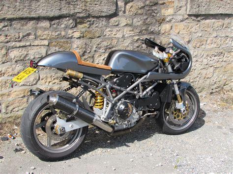 Ducati St4 Motorrad Umbau ducati st4s cafe racer backyardrider bmw cafe racer