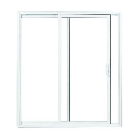 american craftsman patio door american craftsman 72 in x 80 in 70 series white vinyl