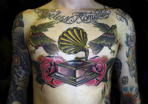 chest tattoo cost uk chest tribal body art