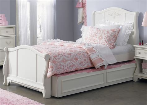 wolf furniture bedroom sets arielle youth bedroom traditional full size sleigh bed
