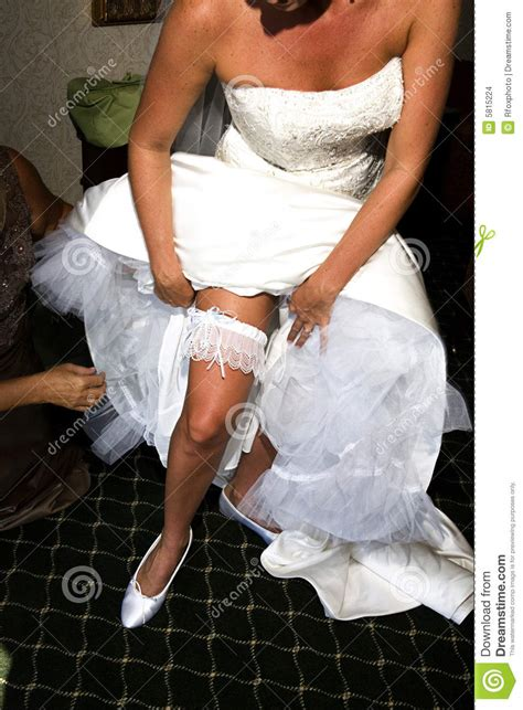 Ee  Bride Ee   Ee  S Ee   Garter Photo Image Of Lacemmitment