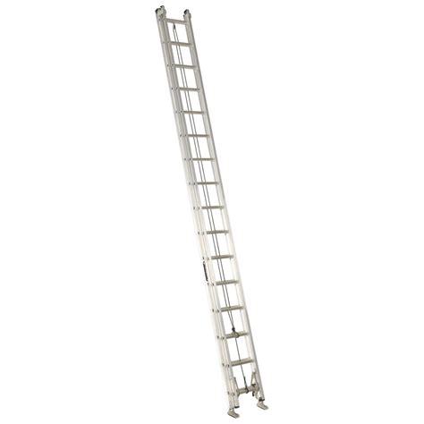32 Ft Louisville Aluminum Ladder louisville ladder 32 ft aluminum extension ladder with