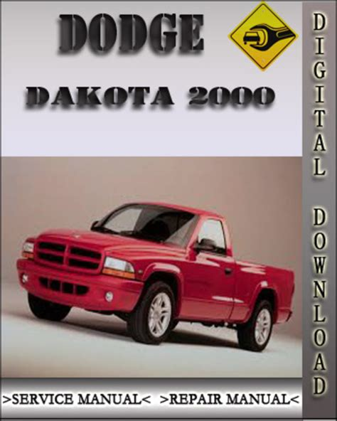 vehicle repair manual 1999 dodge dakota club on board diagnostic system service manual work repair manual 2000 dodge dakota club service manual how cars engines