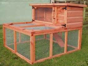 How To Build A Rabbit Hutch For Outside best 20 outdoor rabbit hutch ideas on bunny