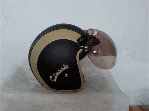 Helm Bogo Kulit Dan Harga galery helm bogo kulit warna coklat hitam firman personal