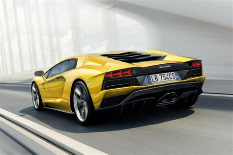 India Lamborghini 2017 Lamborghini Aventador S Now Available In India For