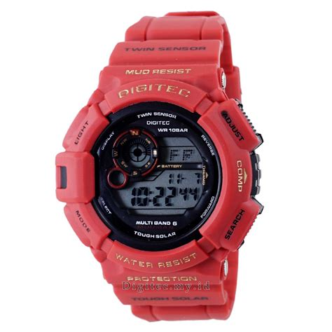 Digitec Dg 2028t Original digitec dg 2028t jam tangan sport anti air murah
