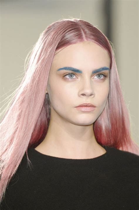trend light hair dark eyebrows new hair color trend 14 colorful eyebrows you have to see