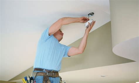 how to install smoke detector how much does it cost to install smoke alarms
