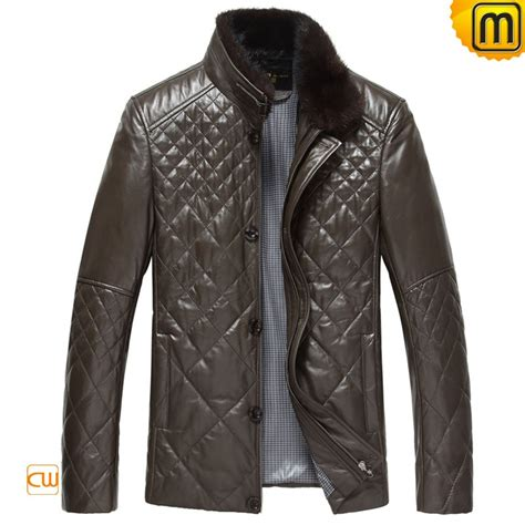 Quilted Leather Jackets by Quilted Italian Leather Jackets For Cw848078