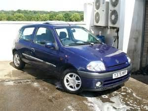 2001 Renault Clio Used Renault Clio 2001 For Sale Uk Autopazar