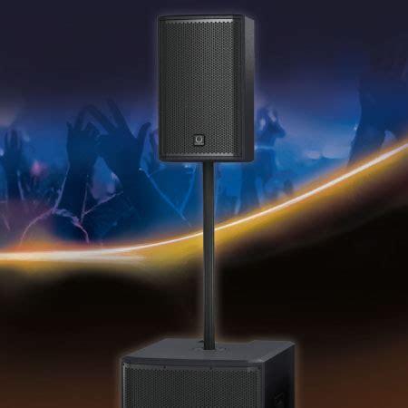 Turbosound Inspire Ip82 Speaker Pasif Sound System 8 Inch 2 Way 150 W solid construction