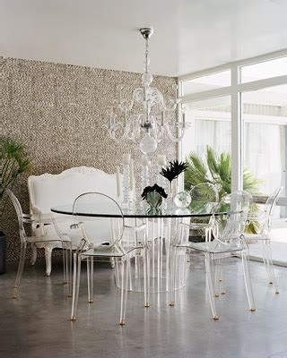 Dining Table With Ghost Chairs My Place Dining Chair Dilema