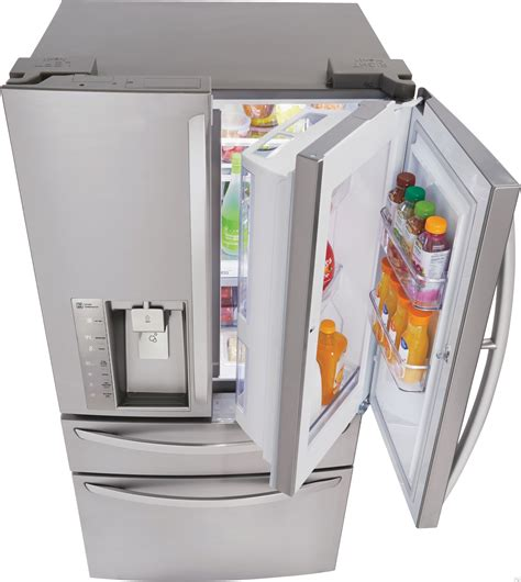 Water Dispenser For Fridge Shelf by Lg Lmxs30776 29 7 Cu Ft Door Refrigerator With