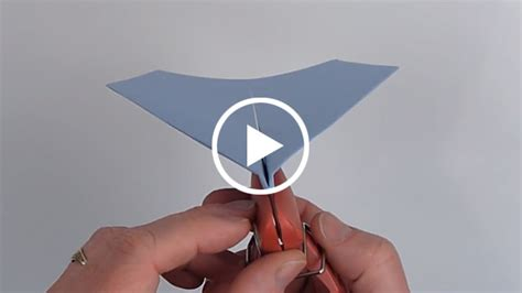 Paper Folding Record - how to fold the world record paper airplane on devour