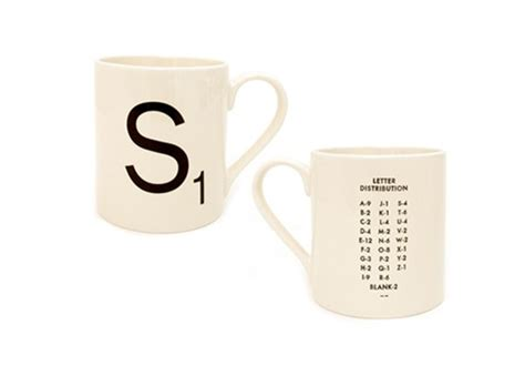 scrabble letter mug scrabble letter mugs accessories better living