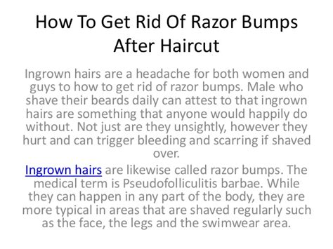 how can you get rid of ingrown hair on private place haircut razor burn om hair