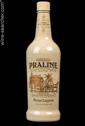 Fnd Labels Raline sazerac the spirit of new orleans praline pecan liqueur