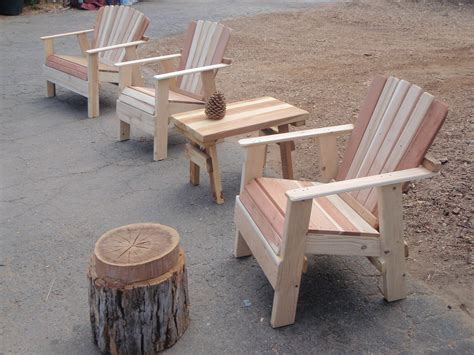 Woodpatiofurnituresandiego Wood Patio Chairs