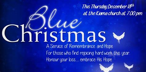 blue christmas service clip art blue service kiama jamberoo uniting church