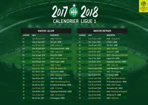 Calendrier Asse Ligue 1 Calendrier De D 233 Placements