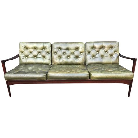 larsen sofa ib kofod larsen sofa model kandidaten 1950s for sale at