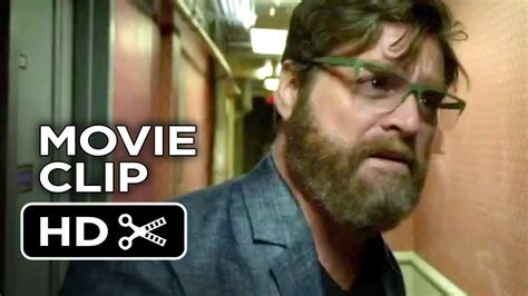 film lucu zach galifianakis birdman movie clip bring the curtain down 2014 zach