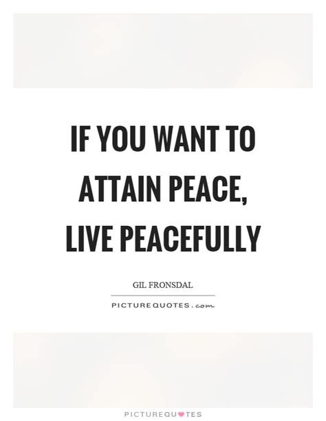 eat in peace to live in peace your handbook for vitality books if you want to attain peace live peacefully picture quotes