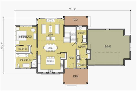 house plans floor master simply home designs new house plan with floor master is simply