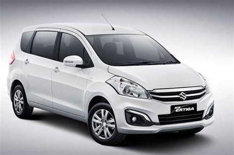 Maruti Suzuki Automatic Cars In India Maruti Ertiga Automatic Launch Likely Car News Mpv