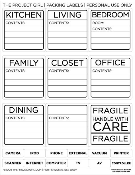 storage label templates 78 free printable labels and beautiful tags tip junkie