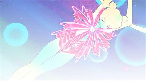 Kaos Bunny Sleep On Moon sailor moon transformation gif
