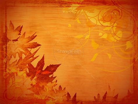 Giving Thanks Powerpoint Slide Fall Thanksgiving Thanksgiving Powerpoint Templates