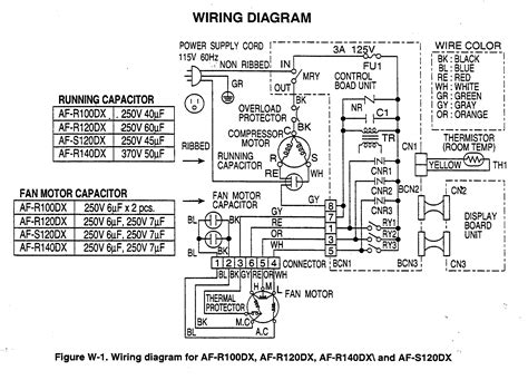 gibson air conditioner wiring diagram