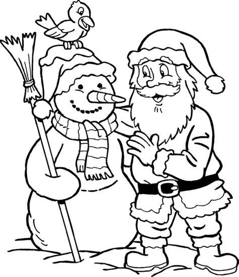 801 best printables images on pinterest santa claus 2 - Coloring Pages Santa Claus 2