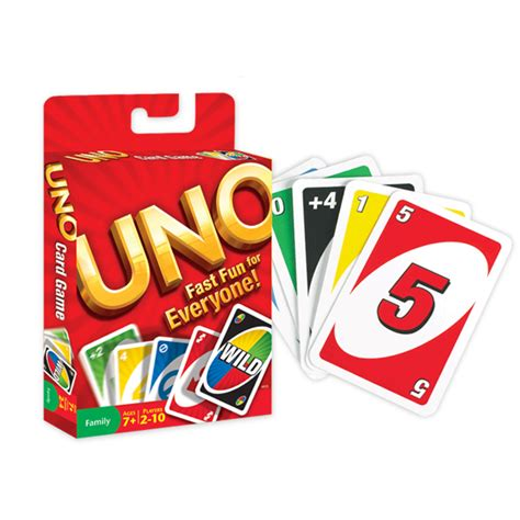 Uno Gift Card - uno card game games world