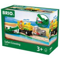 brio crossing brio 33721 safari crossing for wooden train set jadlam