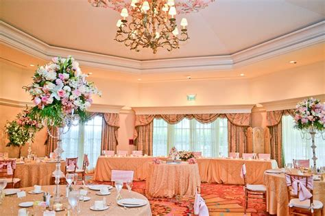 grand floridian whitehall room pretty and pink reception at disney s grand floridian resort s whitehall room contact me for
