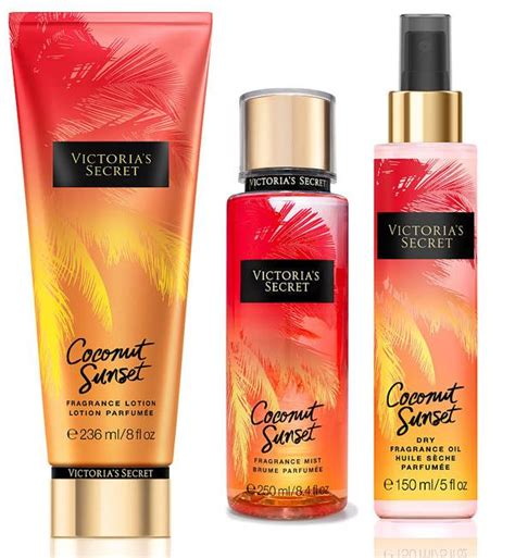 Parfum Secret Coconut s secret fantasies summer 2016 collection