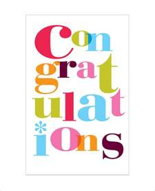 Congratulations Template by Congratulations Card Template 24 Free Sle Exle