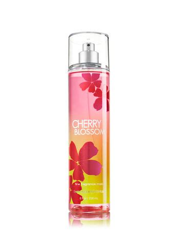 Odor Eliminating Mist Cherry Blossom cherry blossom fragrance mist signature collection bath and works